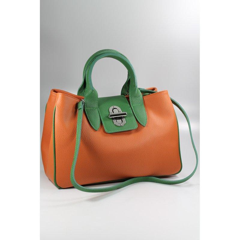 belli ledertsche orange gr n belli shop ihr ledertaschen onli. Black Bedroom Furniture Sets. Home Design Ideas