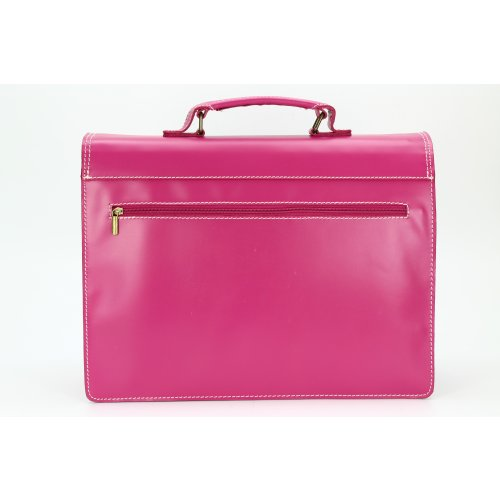 BELLI Design Bag D Leder Business Bag pink